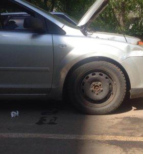 Стойка амортизатора форд фокус 2