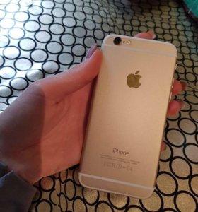 Айфон 6, тач работает
