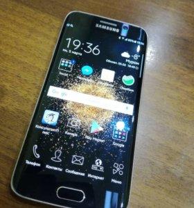 Телефон samsung s6 edge