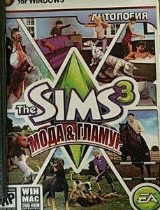 Диск Sims
