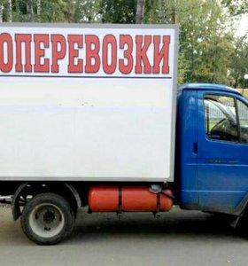 Грузовые перевозки. Услуги грузчиков.