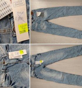 Новые классные джинсы 42