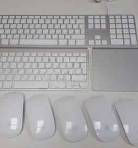 Новые и б.у. клавиатуры и мыши Apple Magic
