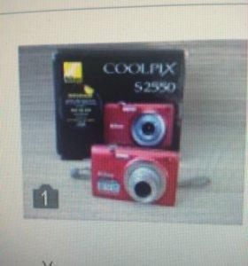 Фотоаппарат Nokia coolpix s2550