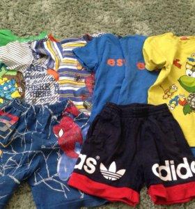 Вещи на мальчика 4-6 лет