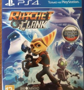 Игра Ratchet & Clank для PS4