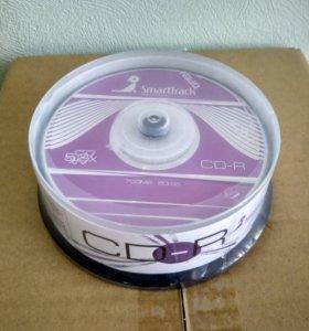 Диски CD-R (25шт)