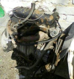 Двигатель Газ 24