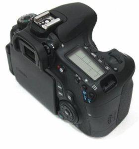 Зеркальный фотоаппарат Canon 60d, объектив(+14тр)