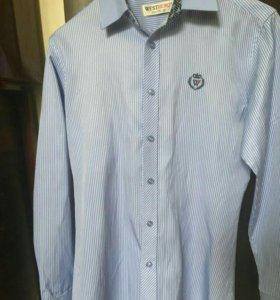 Рубашка мужская.размер 44-46