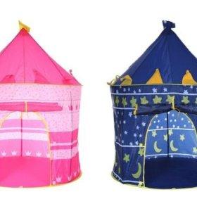 Новая детская палатка-игровой домик