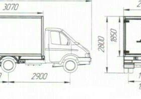 Двери на фургон