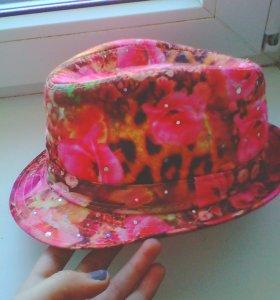 Шляпа детская