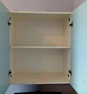 Кухонный навесной шкаф