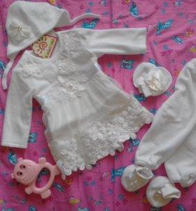 шикарный костюм для малышки
