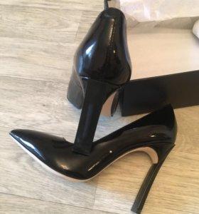 Туфли,натуральная кожа,36 размер