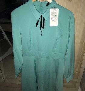 Новое платье с биркой размер 48-50