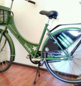 Велосипед De Fietsfabriek