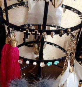 Серьги,подвески,браслеты