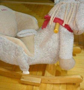 Кресло качалка игрушка детское