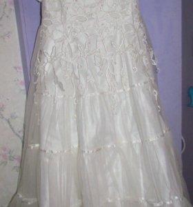 Платье нарядное для вашей маленькой принцессы