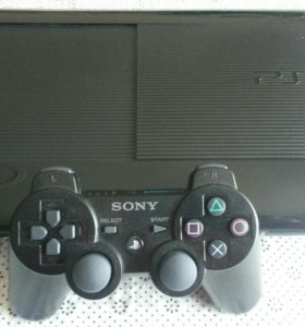 Super Slim Ps3 - 500г