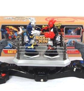 Boxing king настольная игра