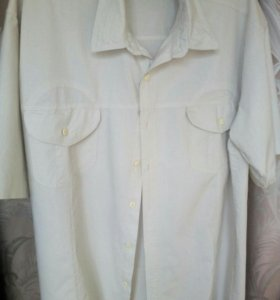 Рубашка большая XXl