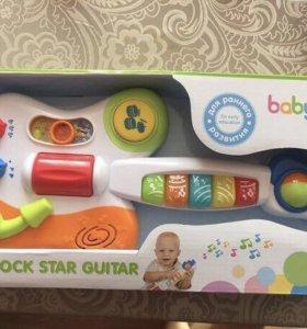 Новая игрушка музыкальная