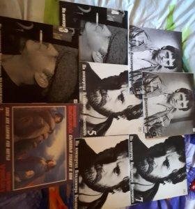 Виниловые пластинки коллекция
