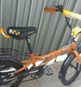 Детский велосипед stels 130 18 BMX