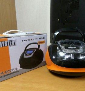 Аудиомагнитола Mystery BM-6002UB