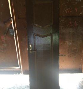 Дверное полотно дерево