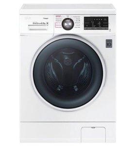 📌 Новая стиральная машинка LG FH-2G6WDS3