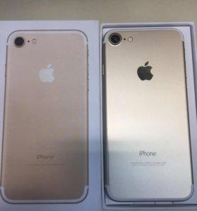 Apple iPhone 7 на 32 гигобайта