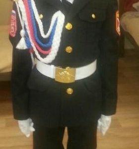Парадный костюм кадета