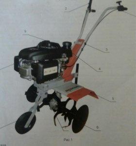 Мотокультиватор бензиновый ALSTER СРА—278