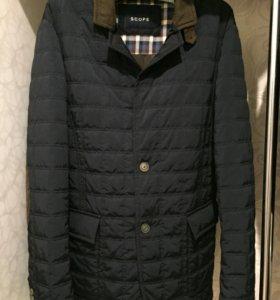 Мужская демисезонная куртка,новая