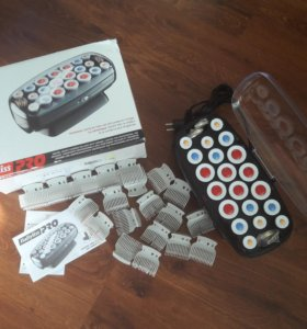 Термобигуди Babyliss Pro Ceramic Pulse BAB3021E