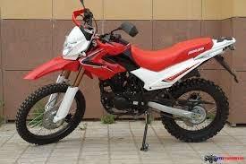 Мотоцикл Motoland XR 250 Enduro и другие модели