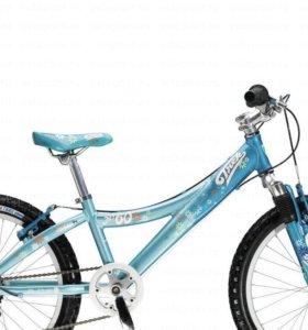 Велосипед для девочки Trek Mt 60 girl б/у