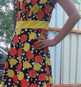 Платье летнее - сарафан