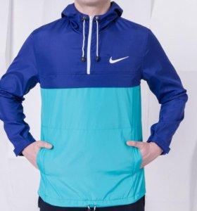 Куртка ветровка анорак мужская
