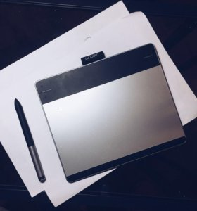 wacom intuos pen small графический планшет