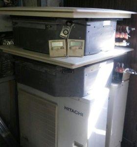 Промышленный кондиционер Hitachi б/у