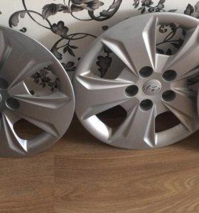 Оригинальные колпаки Hyundai Creta