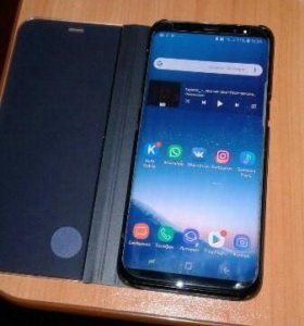 Samsung гелексе s8