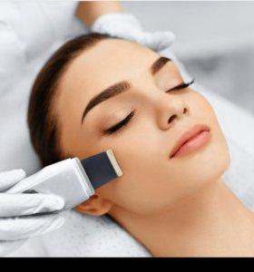 Уходовые процедуры за кожей лица