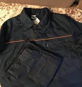 Новая спец одежда