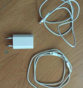 Lightning-кабели и СЗУ для iPhone